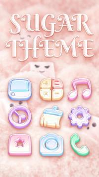 Sugar Theme apk screenshot