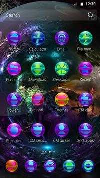 Magic Ball Theme apk screenshot
