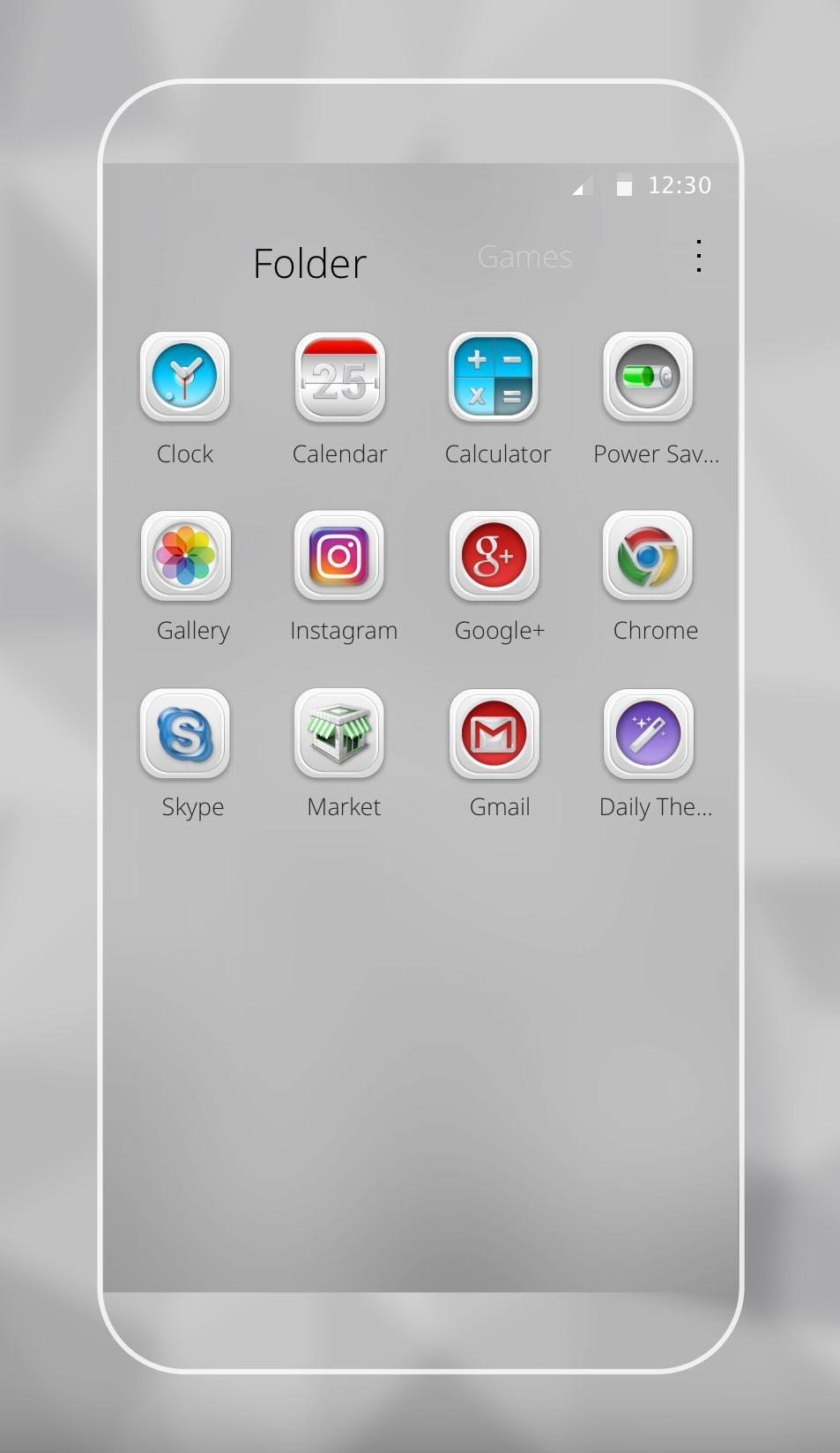 White Theme for Android - APK Download