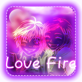 Love Fire Theme icon