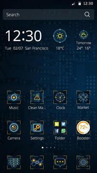 CM Core Inside Tech Theme poster