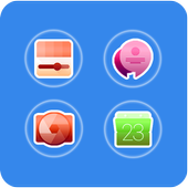 Locker CM Launcher theme icon