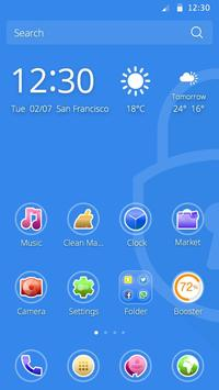Locker CM Launcher theme screenshot 1