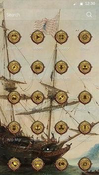Columbus Ship Theme screenshot 2