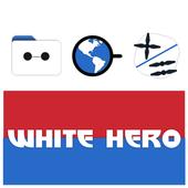 Warm White theme icon