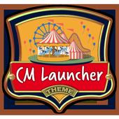 Amusement Park Theme icon