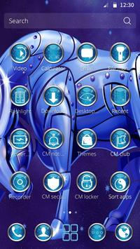 Taurus Theme screenshot 2