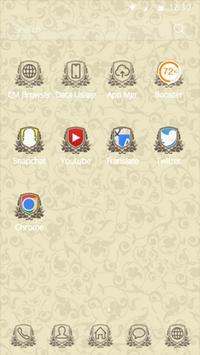 CM launcher-theme for Huawei apk screenshot