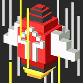 3D Cube icon