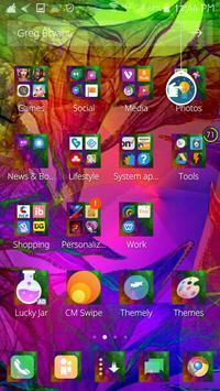 Rainbow Abstract screenshot 1