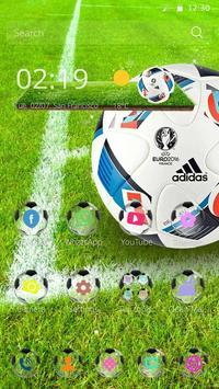 Football Theme 2016 Soccer poster