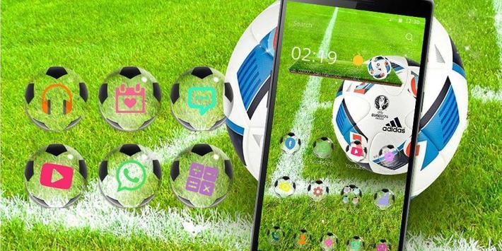 Football Theme 2016 Soccer apk screenshot