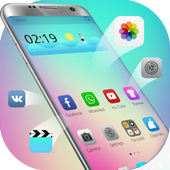 Stylist Cool OS 12 Theme icon