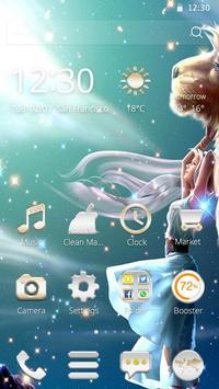 See the Stars DIY Theme apk screenshot
