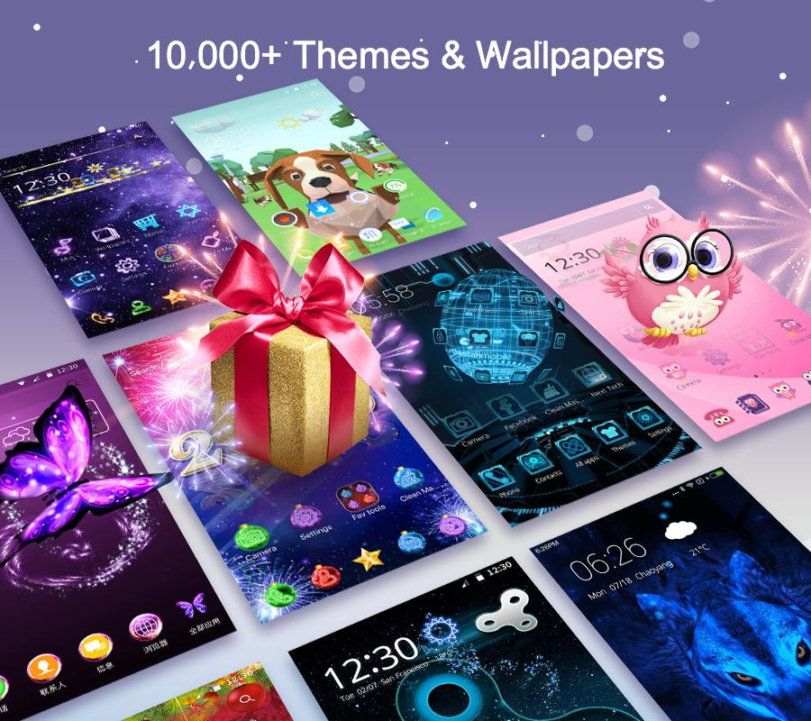 Theme, Wallpapers, Efficient APK Download