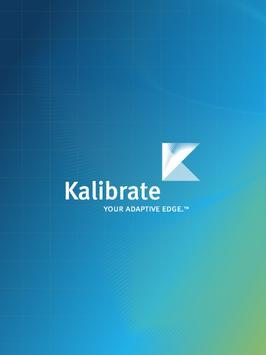Kalibrate Mobile poster