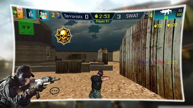 Sniper Attack Team Cover3D screenshot 3