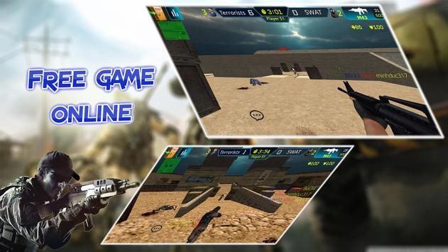Sniper Attack Team Cover3D screenshot 1