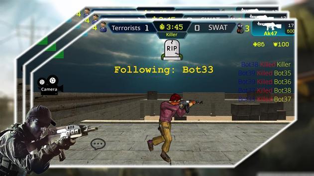 Sniper Attack Team Cover3D screenshot 4