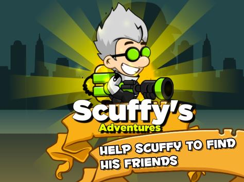 Scuffy's Adventures poster