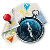 GPS MAP (Light) icon