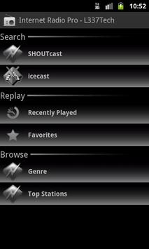Internet radio pro apk