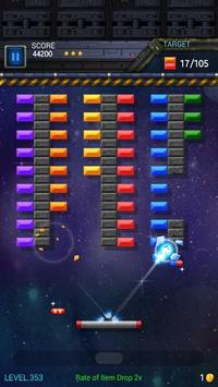 Brick Breaker Star: Space King apk screenshot