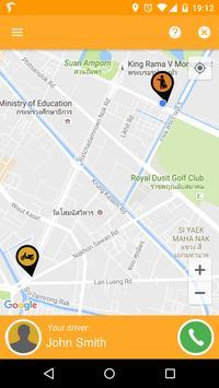 Taxi TeeNee screenshot 3