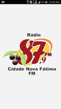 Cidade FM - Nova Fátima-GO screenshot 2