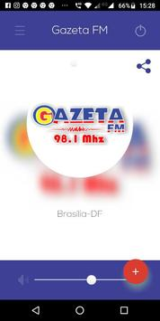 Gazeta FM screenshot 1