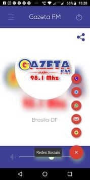 Gazeta FM screenshot 2