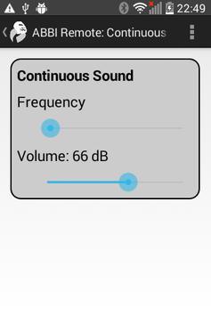 ABBI Remote apk screenshot