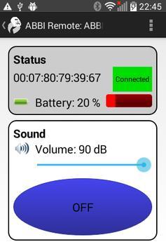 ABBI Remote poster