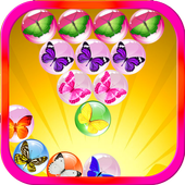 Bubble Shooter Butterfly icon