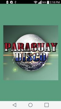PARAGUAY DISCO poster