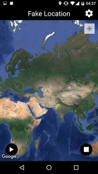 Fake GPS Location & Routes & JoyStick screenshot 5