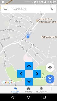 Fake GPS Location & Routes & JoyStick screenshot 6