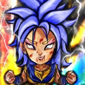 Ultra Instinct Super Saiyan icon