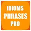 Best English Idioms & Phrases (Pro) icon