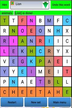 Find The Words apk screenshot