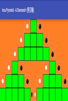 Inca Pyramid - Three Towers poster