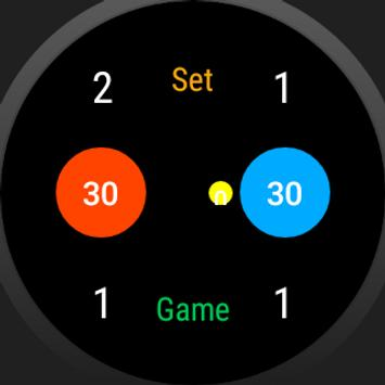 Tennis Score Board apk screenshot