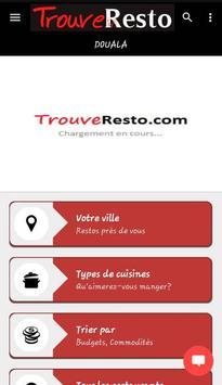 TrouveResto screenshot 4