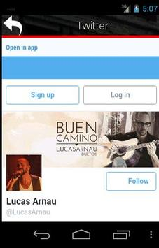 Lucas Arnau apk screenshot