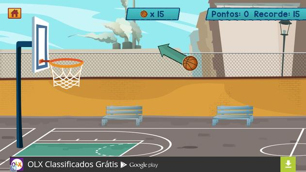 Basquete - Basketball Master apk screenshot