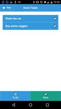 Minimal To Do List - Free apk screenshot