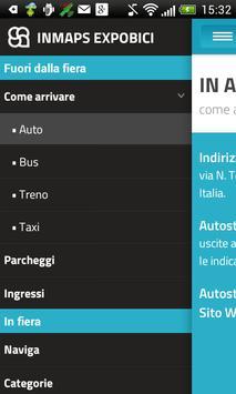InMaps, drives you in apk screenshot