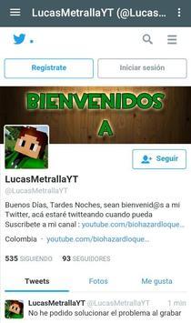 LucasMetrallaYT screenshot 5