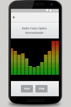 Angola Radio screenshot 2