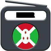 Burundi Radio icon